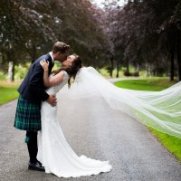 James + Faith | Exquisite Scotland Wedding