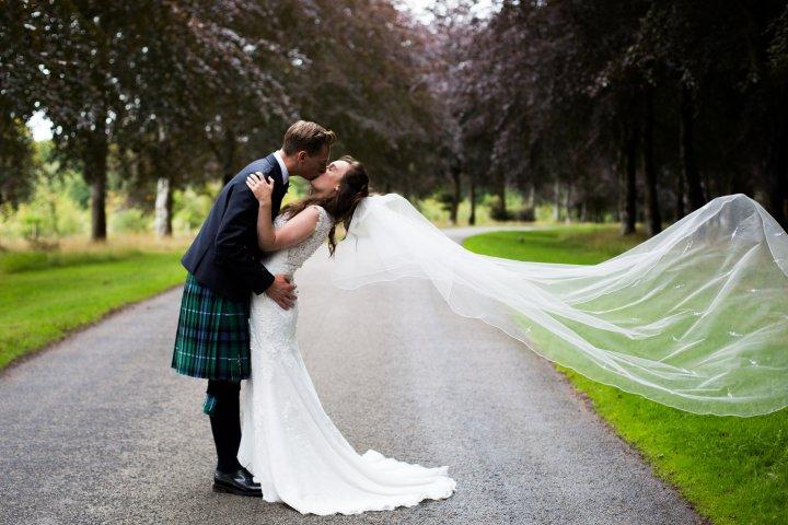 James + Faith | Exquisite ScotlandWedding