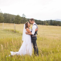 Mountainside Wedding | Allie + Brayden