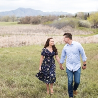 Spring Engagement | Daniel + Katie