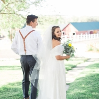 Daniel + Katie's Ranch Wedding | Elizabeth, CO
